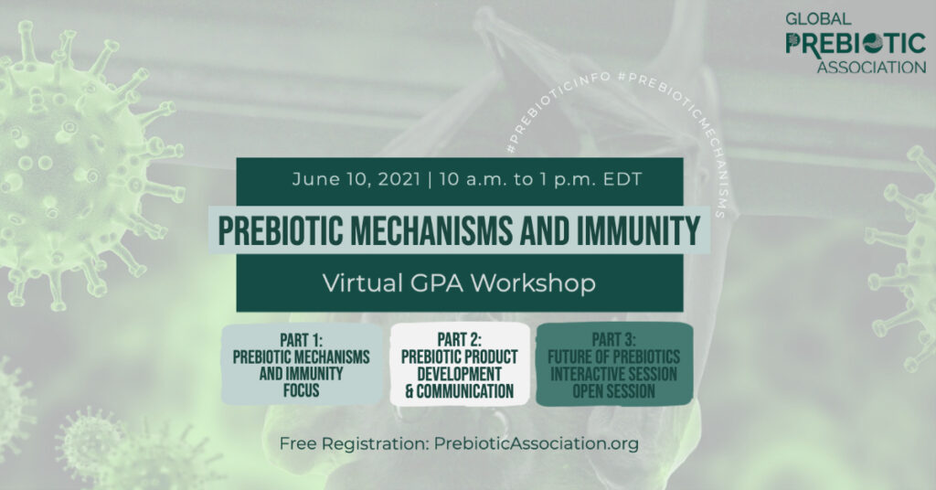 GPA Workshop: Prebiotic Mechanisms and Immunity